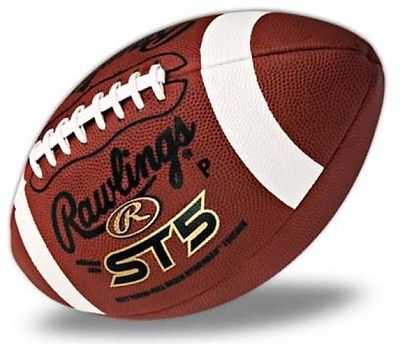 Rawlings ST5P Bulk Practice Football