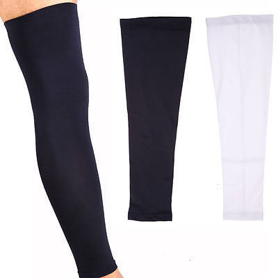 1Pc Basketball Sport Leg Sleeve Knee Protective Compression Calf Stretch Brace