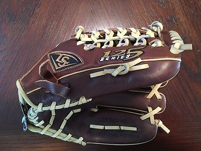Louisville Slugger 125 Series Baseball Glove - 11.5 inch web - FREE SHIP!