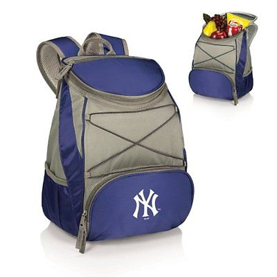 MLB New York Yankees PTX Insulated Backpack Cooler